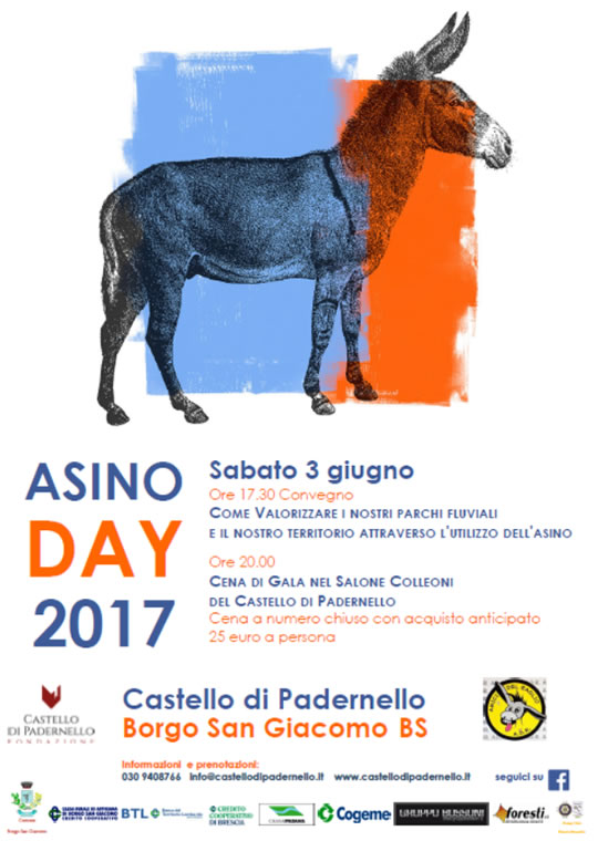 Asino Day a Padernello