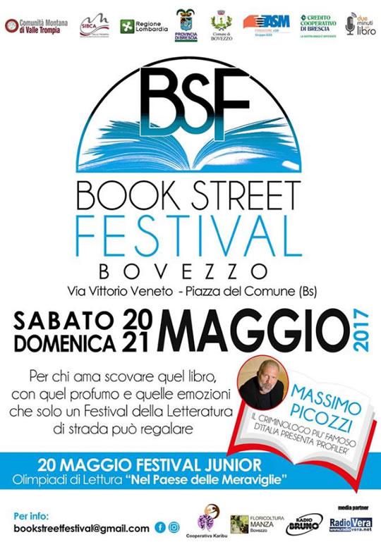Book Street Festival a Bovezzo