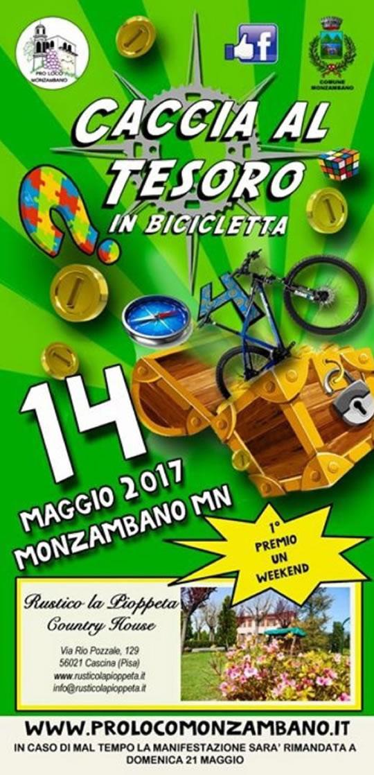 Caccia al Tesoro in Bicicletta a Monzambano