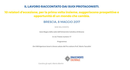 Career Day a Brescia