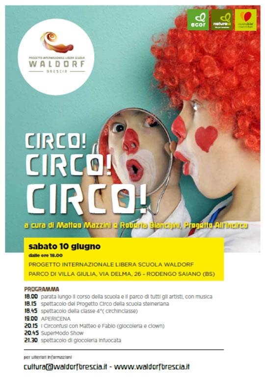 Circo Circo Circo a Brescia