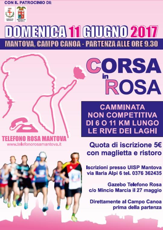 Corsa in Rosa a Mantova