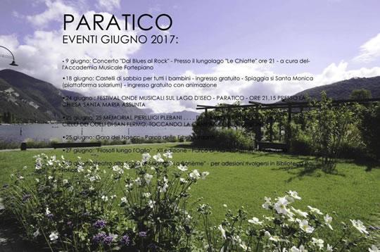 Eventi Paratico