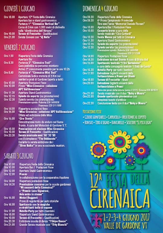Festa della Cirenaica a Gardone Val Trompia