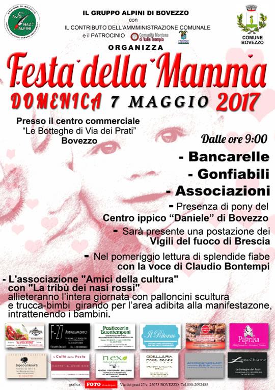 Festa della Mamma a Bovezzo