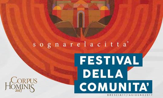 Festival della Comunità a Brescia