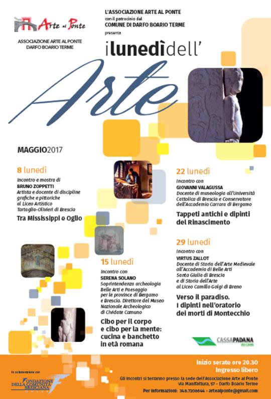 I Lunedì dell'Arte a Darfo Boario Terme