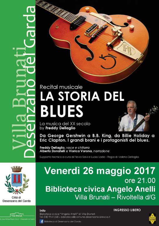 La Storia del Blues a Desenzano