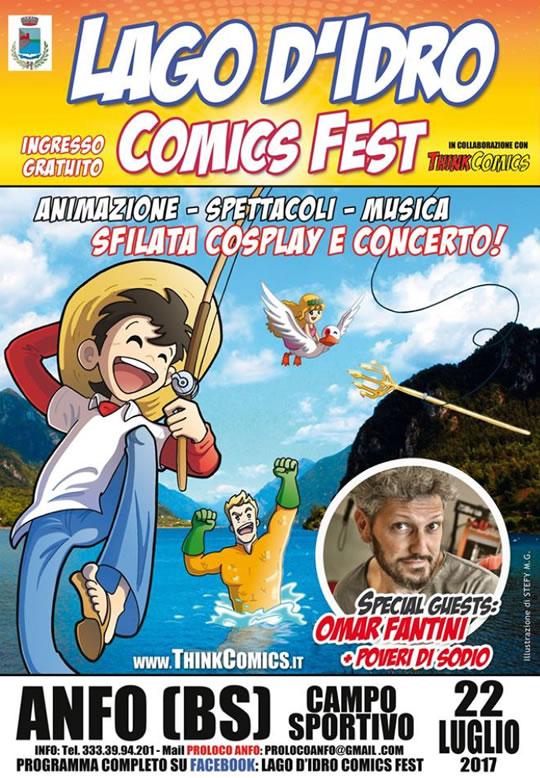 Lago d'Idro Comics Fest