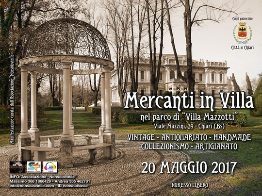 Mercanti in Villa a Chiari