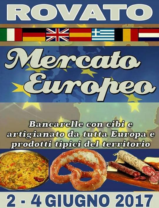 Mercato Europeo a Rovato