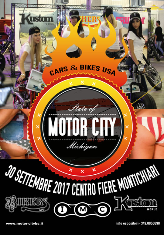 Motor City a Montichiari