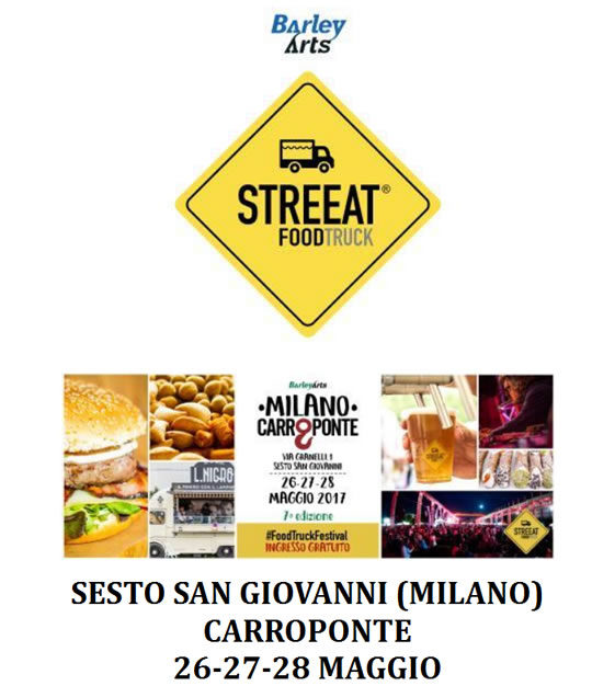 Streeat Food Truck a Carroponte MI