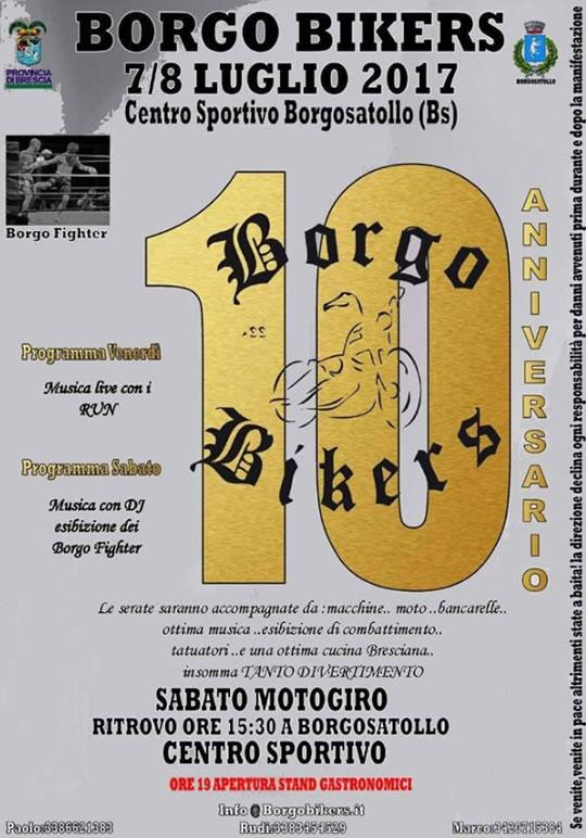 10 Borgo Bikers a Borgosatollo