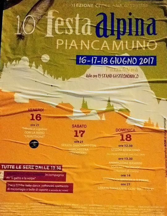 10 Festa Alpina a Piancamuno
