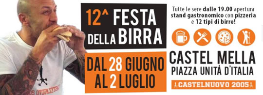 12 Festa della Birra a Castel Mella