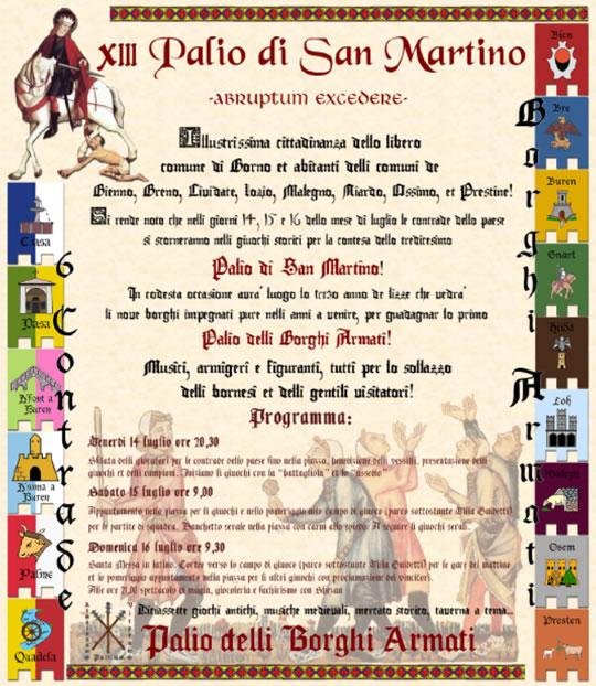 13 Palio di San Martino