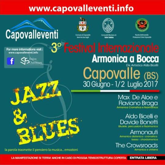 3 Festival Internazionale Armonica a Bocca a Capovalle