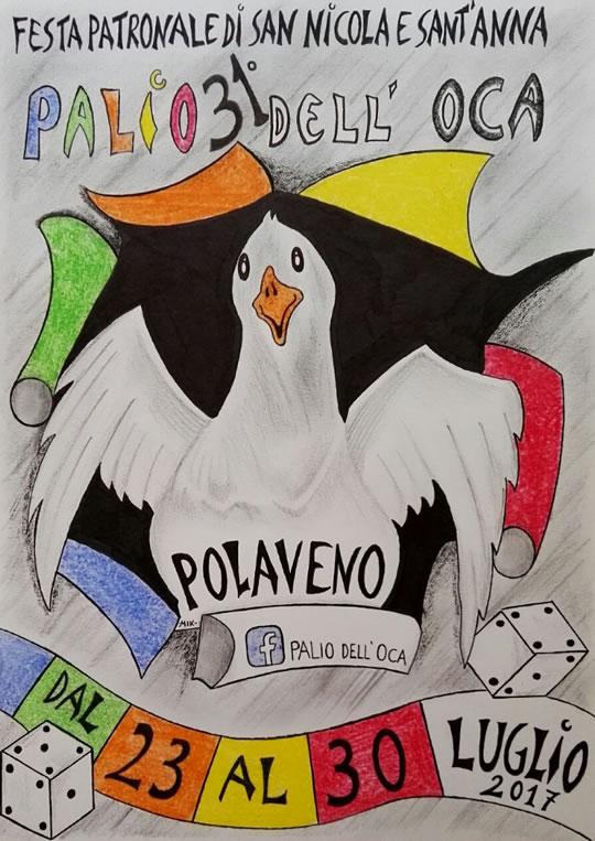 31 Palio dell'Oca a Polaveno