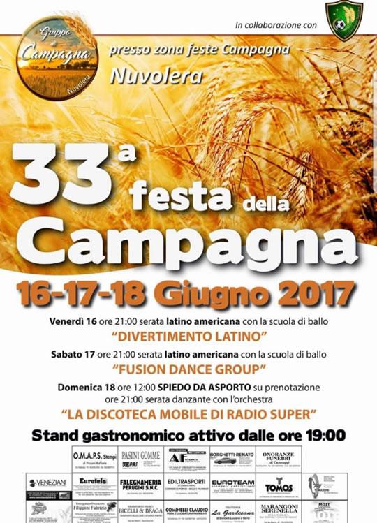 33° Festa della Campagnaa Nuvolera