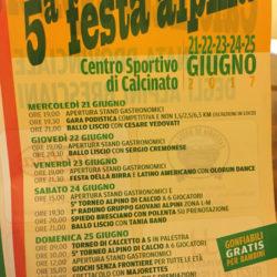 5 Festa Alpina Calcinato