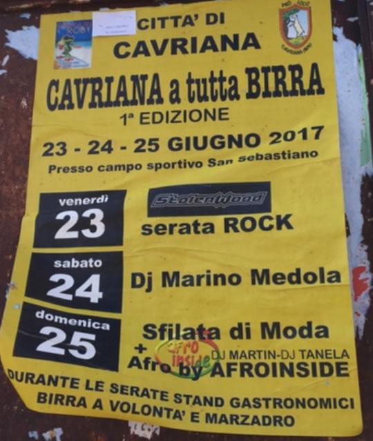 Cavriana a Tutta Birra