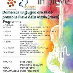 Classica in Pieve a Nave