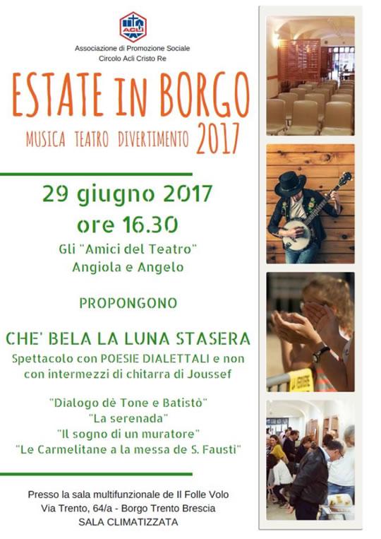 Estate in Borgo a Brescia