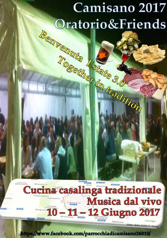 Festa Oratorio di Camisano CR