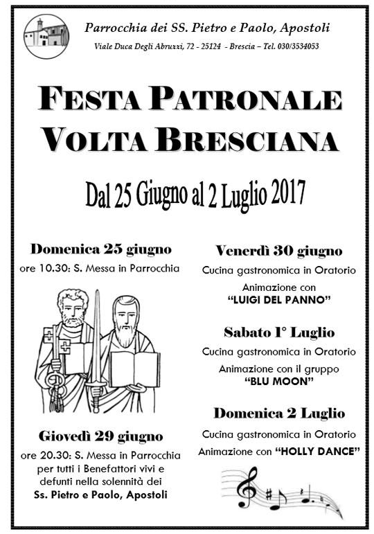 Festa Patronale Volta Bresciana