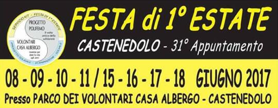Festa di 1° Estate a Castenedolo