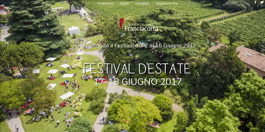 Festival d'Estate in Franciacorta