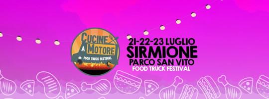 Food Truck Festival a Sirmione