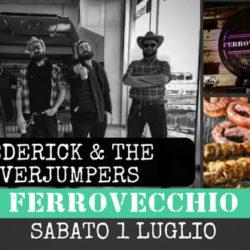Frederick e the Riverjumpers a Coccaglio