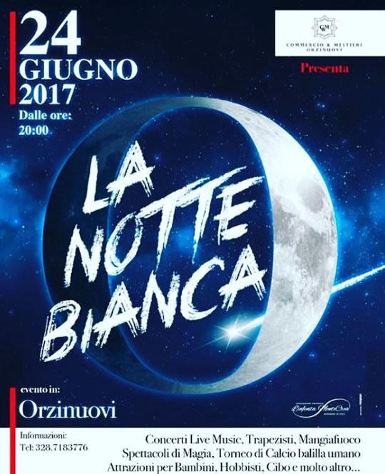 La Notte Bianca a Orzinuovi