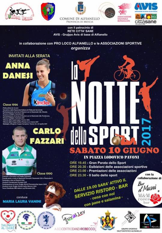 La Notte dello Sport ad Alfianello