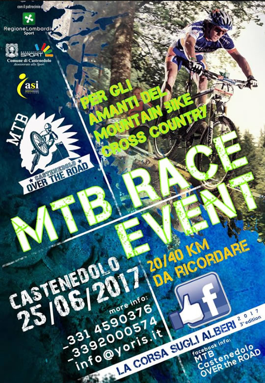 MTB Race Event a Castenedolo