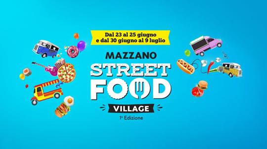 Mazzano Street Food Village