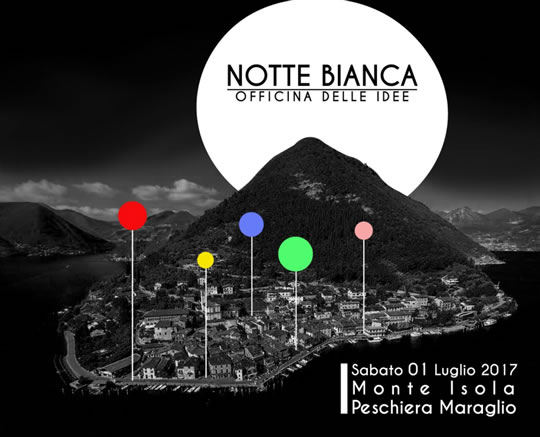 Notte Bianca a Monte Isola