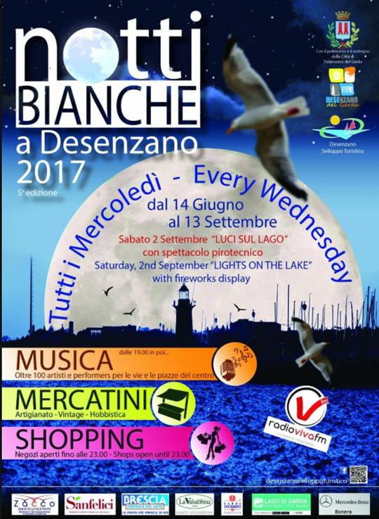 Notti Bianche a Desenzano