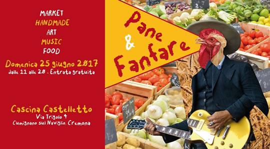 Pane & Fanfare Festival a Cumignano sul Naviglio CR