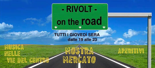 Rivolt on the Road a Rivoltella