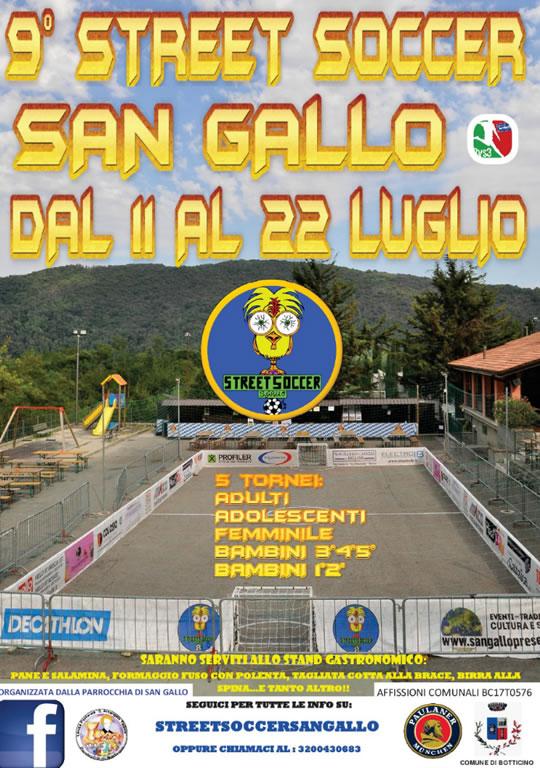 Street Soccer San Gallo