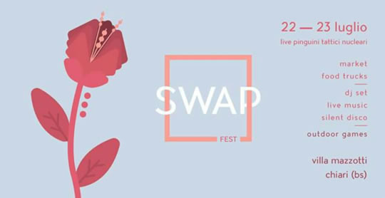 Swap Fest a Chiari