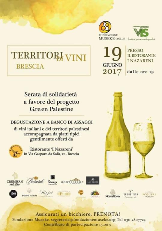 Territori di Vini a Brescia