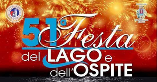 51 Festa del Lago e dell'Ospite a Rivoltella