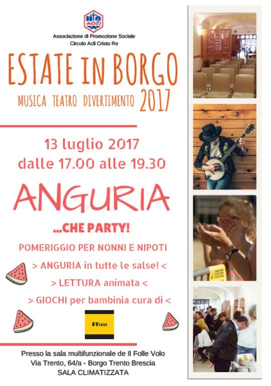 Anguria in Borgo Trento