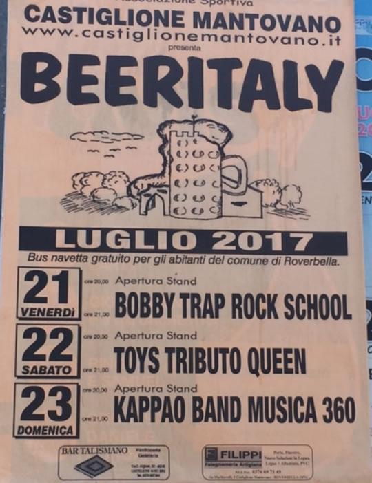 Beeritaly a Castiglione Mantovano