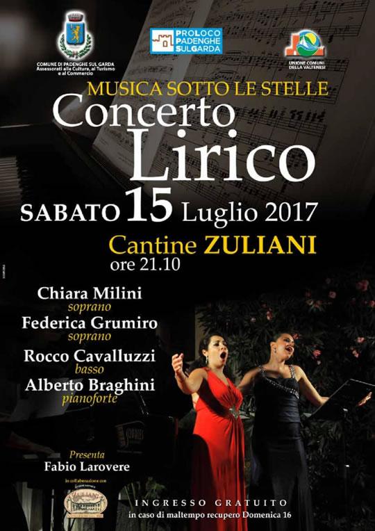Concerto Lirico a Padenghe