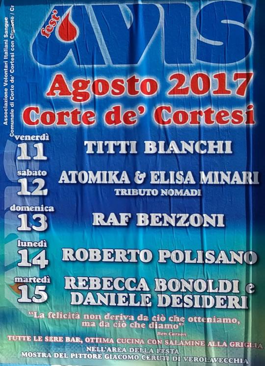 Fest'Avis a Corte de Cortesi